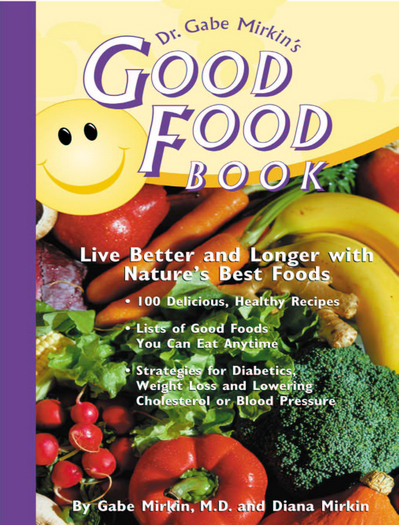 Dr gabe mirkin on health fitness and nutrition good food book contents forumfinder Image collections