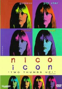 Nico by Andy Warhol